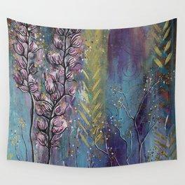 Seeds of Loving Spirit Wall Tapestry