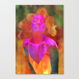 MUSE 1 Canvas Print