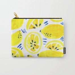 Lemon Bliss Carry-All Pouch
