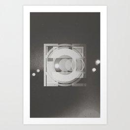 Germane Art Print