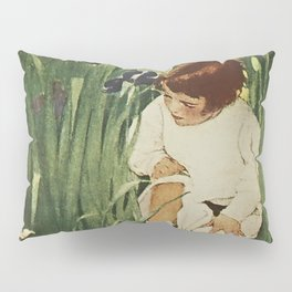 """The Fairies Picnic"" by Jessie Willcox Smith Pillow Sham"
