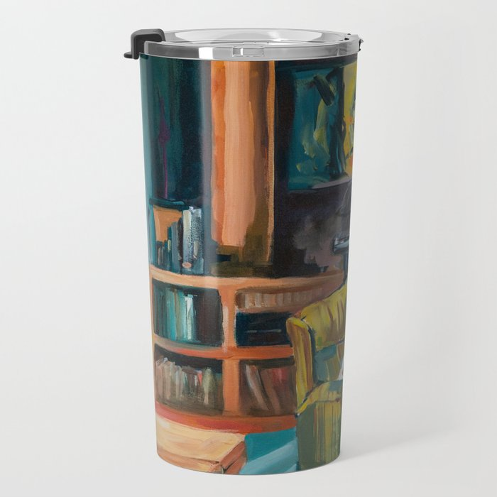 Frasier's apartment Travel Mug