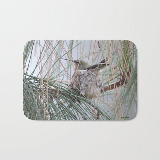 Pine Veil Nesting Bath Mat