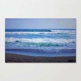 Echo Beach, Bali Canvas Print