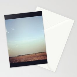 Headed to Infinity Stationery Cards