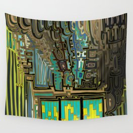 LEGACY CODE Wall Tapestry