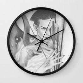 Sagittarius Full Moon Wall Clock
