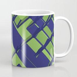 3D Abstract Futuristic Background III Coffee Mug