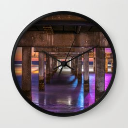 Set the Controls for the Heart of the Pier Wall Clock
