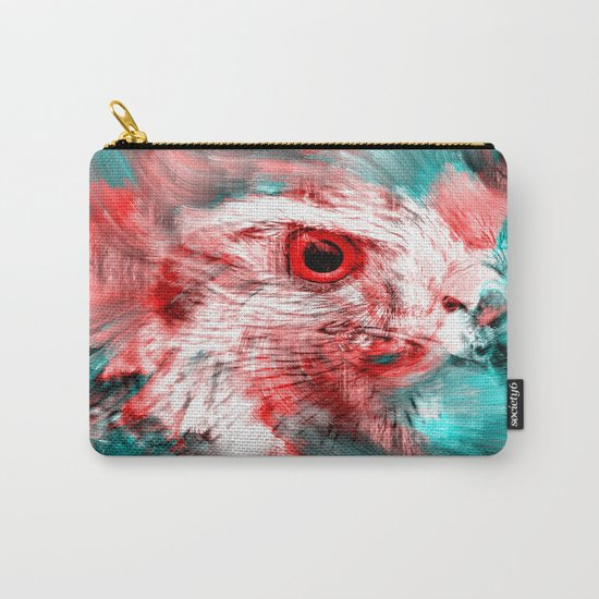 Wild Eagle  Carry-All Pouch