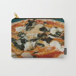genuine happiness is pizza Carry-All Pouch