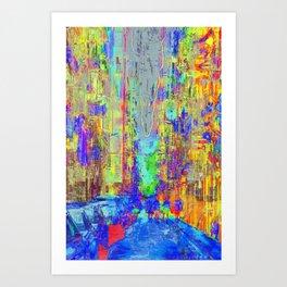 20180726 Art Print