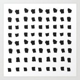 Coit Pattern 69 Art Print