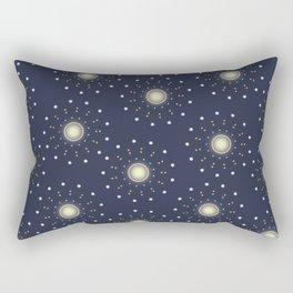 Mesmerizing Stars Rectangular Pillow