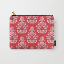 SPIRIT red white Carry-All Pouch