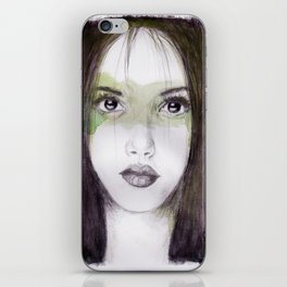 And who gives a damn right now iPhone Skin