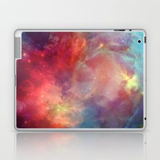 Watercolor space #4 Laptop & iPad Skin