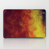 desert iPad Cases featuring desert by donphil