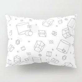 Third Dimensional Pattern Pillow Sham