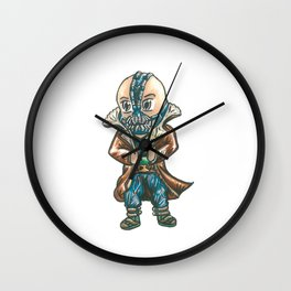 Bane - The Bat Breaker Wall Clock