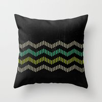 charlie Throw Pillows featuring Charlie by Last Call
