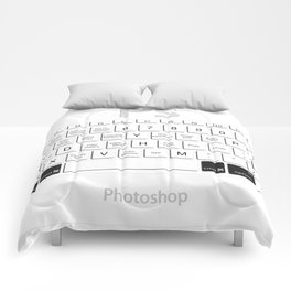 Photoshop Keyboard Shortcuts Cmd+Opt Comforters
