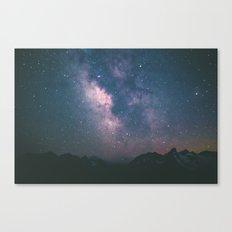 Milky Way III Canvas Print
