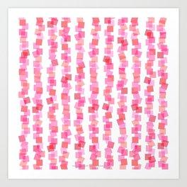 Dreamscape (Rosie Cubes) Art Print