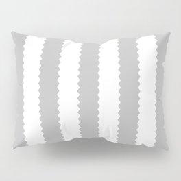 COOL GRAY STRIPES Pillow Sham