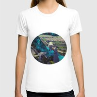 river T-shirts featuring River by Cs025