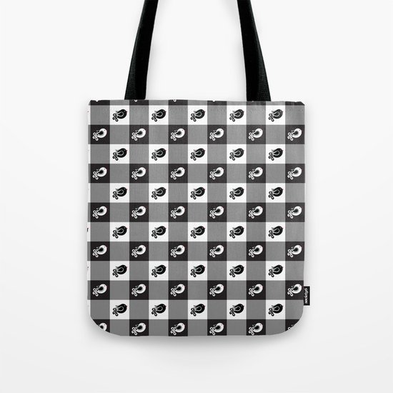 Pattern B Tote Bag