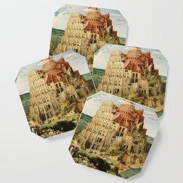 Tower Of Babel Pieter Bruegel The Elder Coaster