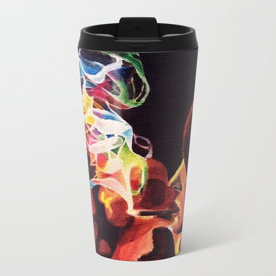 Carol Metal Travel Mug