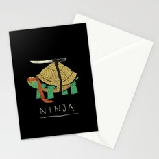 ninja Stationery Cards
