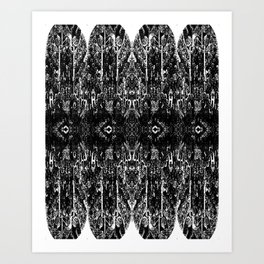 Coronati Art Print