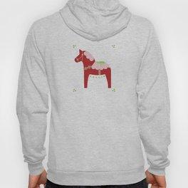 Valentine Dala Horse Hoody