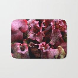 Carnivorous plant #1 Bath Mat