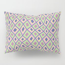 Diamonds are Forever-Coolio Colors Pillow Sham