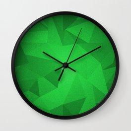 Kryptonite 2 Wall Clock