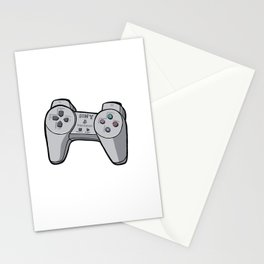 Playstation controller Stationery Cards