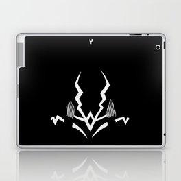 Blackagar Boltagon Laptop & iPad Skin