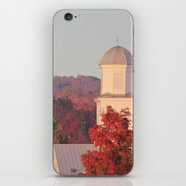 Fall Foilage Photography Dandridge Tennessee iPhone Skin