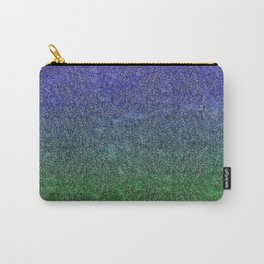 Nightfall Forest Glitter Gradient Carry-All Pouch