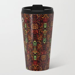 Svadisthana Repeating Metal Travel Mug