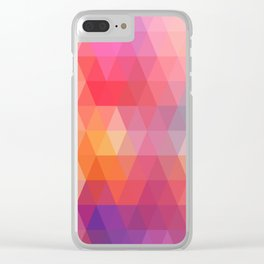 TESSELLATING A Clear iPhone Case