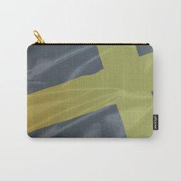 Silk Flag of Saint David Carry-All Pouch