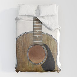 No Strings Attached Duvet Cover