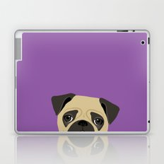 Pug Laptop & iPad Skin