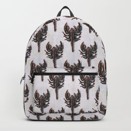 crunchy scorpions Backpack