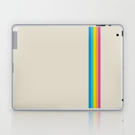 Rainbow - vintage photo Laptop & iPad Skin